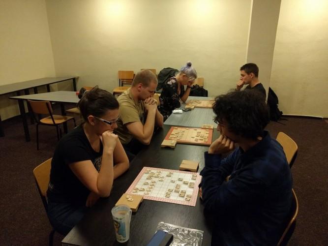 Liberec a shogi