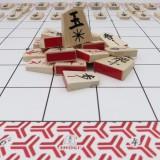 Japonské šachy Shogi - kameny