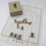 šachovnice z rýžového papíru