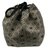 Pouch for shogi pieces - Grey Star