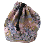 Pouch for shogi pieces - Sakura