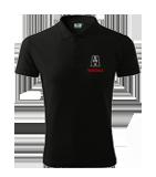 Shogi Poloshirts L - black