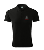 Shogi Poloshirts XL - black