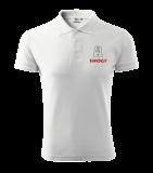 Shogi Poloshirts S - white